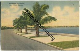 Florida - Key West - Roosevelt Boulevard - Silver Springs
