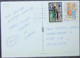 Spain - Postcard To Belgium 1984 Painting El Greco - 1931-Heute: 2. Rep. - ... Juan Carlos I
