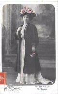 Femme Célèbre - Les Reines De La Mode - Me BARELLY - Th Réjane - Femmes Célèbres