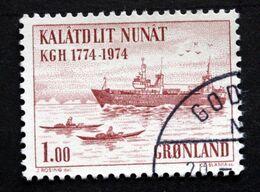 Greenland 1974    MiNr.88 ( Lot D 2745) - Groenland
