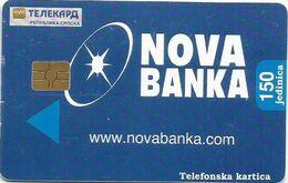 Bosnia (Serb Republic) 2006. Chip Card 150 UNITS - Bosnie
