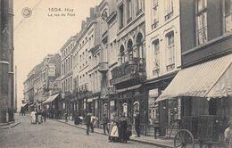 HUY, Liege, Belgium, 1900-1910's; La Rue Du Pont - Huy