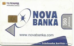 Bosnia (Serb Republic) 2006. Chip Card 350 UNITS - Bosnie