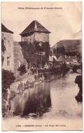 7555 JD - Arbois ( 39 ) - La Tour Gloriette - N°1306 - éd. C.L.B. à Besançon - - Arbois