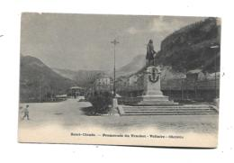 SAINT CLAUDE PROMENADE DU TRUCHET VOLTAIRE CHRISTIN - Saint Claude