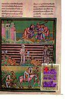 Tarjetas Maximas  Nº 1534 Cruz Roja - Tarjetas Máxima