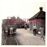 Photographie : Gare De Chiemsee Bahn En Allemagne - Prien Am Chiemsee - Train - Circa 1960 - Treni