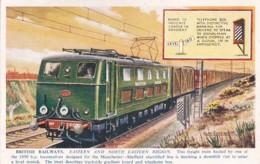 4820118British Railways. Eastern And North Eastern Region. (Alan Anderson)(zee Corners) - Trenes