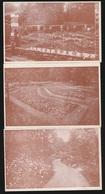 GENT  9 KAARTEN   GENTSCHE BLOEMENFEERIE 1930   3 SCANS - Zelzate