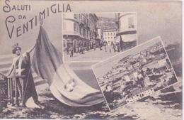 ITALIE - SALUTI DA VENTIMIGLIA - Imperia