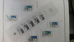 G59 Belle Collection De France Oblitéré Entre 1986 Et 2005. A Saisir !!! - Stamps