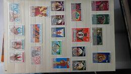 G61 Belle Collection De  Timbres ** Et * De Différents Pays D'Afrique Et Tuvalu. A Saisir !!! - Stamps