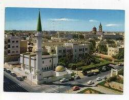 Tripoli (Libia) - Panorama -  Viaggiata Nel 1966 - (FDC23223) - Libyen