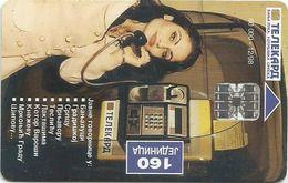 Bosnia (Serb Republic) 1998. Chip Card 160 UNITS 60.000 - 12/98 - Bosnie