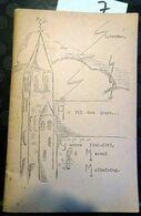Massul, Molinfaing (Neufchâteau), Guerre 1940-1945, Au Fil Des Jours, L. Hector, 1945, 60 Pages. - Cultura