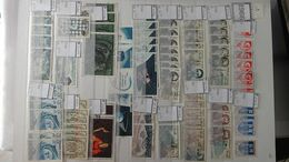 G64 Stock Oblitéré De France Entre 1966 Et 1988 Dont Tableaux, Croix Rouge, PA .... A Saisir !!! - Stamps
