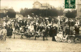 FRANCE - Carte Postale Photo - Cavalcade En 1912 - L 66221 - A Identifier