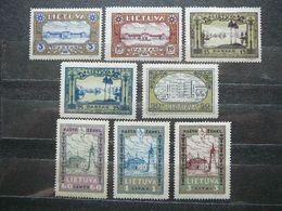 Lietuva Litauen Lituanie Litouwen Lithuania # 1932 MLH #Mi. 316/3 A - Lithuania