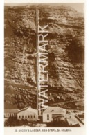 ST HELENA  JACOBS LADDER 699 STEPS OLD R/P POSTCARD BRITISH OVERSEAS TERRITORY OFF AFRICA - Ansichtskarten