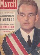 Paris Match N°57 1950  Monaco, Walt Disney. - Testi Generali