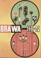 CatalogueBRAWA 1979/80 HO + N - Libri E Riviste