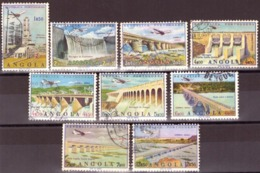 Angola 1965 - Airmail - Structures Of Angola -TB -See Scan - Angola