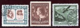 **/*/gest./Beleg Liechtenstein - Lotes/Colecciones