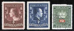 **/*/gest. Liechtenstein - Lotes/Colecciones