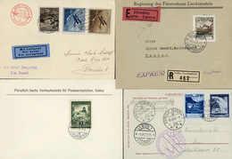 Beleg Liechtenstein - Lotes/Colecciones