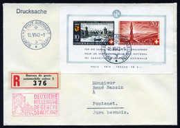 Schweiz - FDC