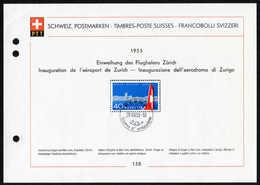 Gest. Schweiz - FDC