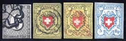 Gest./o. Gummi Schweiz - Lotti/Collezioni