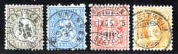 **/*/gest./Briefst./o. Gummi Schweiz - Lotti/Collezioni