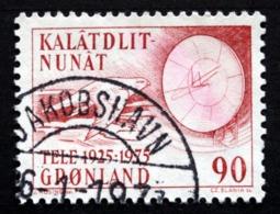 Greenland    1975    Cz.Slania Telecommunications Minr.94     ( Lot D 2777 ) - Groenlandia