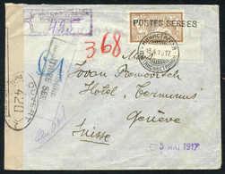 Beleg Sammlungen Und Posten Franz. Kolonien - Marcophilie (Lettres)