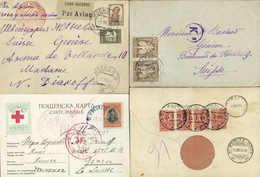 Beleg Sammlungen Und Posten Osteuropa - Stamps