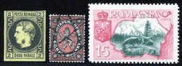 */gest. Sammlungen Und Posten Osteuropa - Stamps
