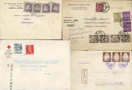 Beleg Japan - Collections, Lots & Series