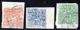 **/gest./Beleg Sammlungen Und Posten Asien - Briefmarken