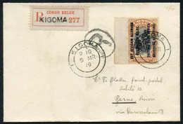Beleg Belgisch Kongo - Congo Belge