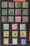 **/*/gest. Sammlungen Und Posten Weltweit - Stamps