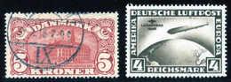 **/*/gest./Beleg/o. Gummi Sammlungen Und Posten Weltweit - Stamps