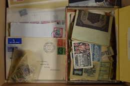 Gest. Sammlungen Und Posten Weltweit - Stamps