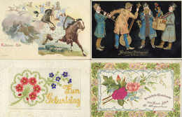 Beleg Sammlungen Und Posten Motive - Stamps