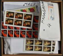 ** Sammlungen Und Posten Weltweit - Stamps