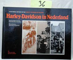 B17 – 36 – Harley-Davidson In Nederland, 1983. - Kultur