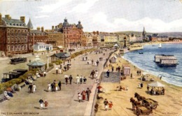 A R QUINTON - SALMON 2576 - THE ESPLANADE, WEYMOUTH - WITH HORSES And CARTS - Quinton, AR
