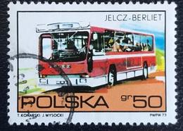 Polska - Poland - P2/1 - (°)used - 1973 - Michel Nr. 2290 - Auto's - Busses