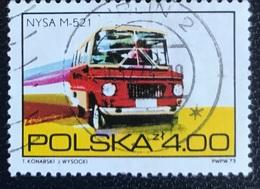 Polska - Poland - P2/1 - (°)used - 1973 - Michel Nr. 2294 - Auto's - Busses