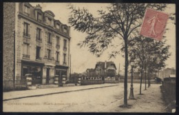CPA - (78) Nouveau Versailles - Place Saint Antoine, Coté Droit - Versailles